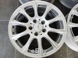 Original Mercedes Classe C W205 W205K 16 Pouces Jantes Jantes A2054012400 TPMS