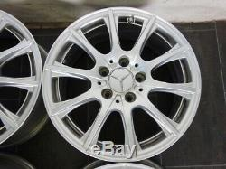 Original Mercedes Classe C W205 W205K 16 Pouces Jantes, Jantes en Alliage
