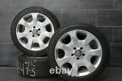 Original Mercedes Classe C w203 Jantes 8J X17 Pouces Et 36 A2034013202