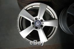 Original Mercedes Classe E W207 W212 8j X 18 Pouces et 45 Lk 5x112 A2074010402