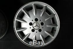 Original Mercedes Classe E W210 S210 Jantes 7,5J X 16 Pouces ET41 2104011202