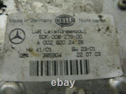 Original Mercedes Classe E W211 S211 Phare au Xénon Droit Appareil de Commande