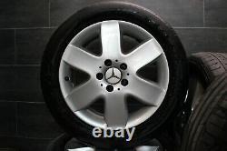 Original Mercedes Classe V Vito w639 Jantes 7J X 17 Pouces A6394011902 Et 56