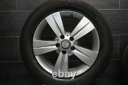 Original Mercedes Classe V Vito w639 Jantes 7J X 17 Pouces A6394012402 Et