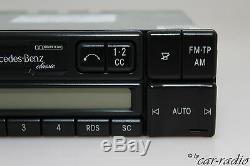 Original Mercedes Classic Becker BE2010 Cassette Autoradio W460-W463 Classe G