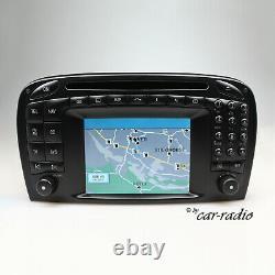 Original Mercedes Comand 2.0 R230 Classe Sl Système de Navigation Eu-Version OEM