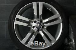 Original Mercedes GLK X204 8,5J et 9,5J X 20 Pouces Jantes et 45 57 Lk 5X112
