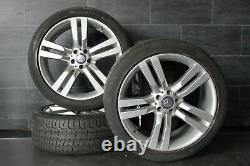 Original Mercedes GLK X204 W204 8,5J Et 9,5J X 20 Pouces A2044012502 A2044012402