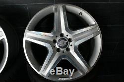 Original Mercedes ML Classe ML GLE W166 9J X 50,80CM / 20 POUCES ET 57 LK 5X112