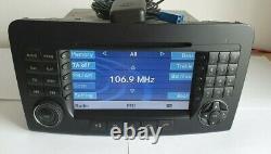Original Mercedes Mercedes-Benz Comand APS NTG2 W164 ML GL GPS Maps