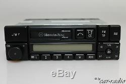 Original Mercedes R107 Classe Sl Classic BE1150 Autoradio Cassette Becker Radio