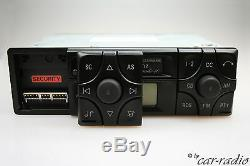 Original Mercedes R129 Classe Sl W129 Autoradio Audio 10 BE3200 Cassette Becker