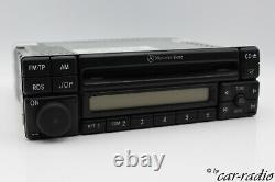 Original Mercedes Spécial MF2297 Cd-R Radio Alpine Becker 1-DIN CD Autoradio Kit