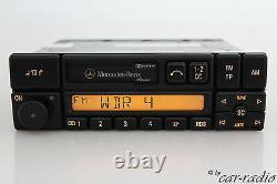 Original Mercedes W124 Classe E Classic BE1150 Autoradio Cassette Becker Radio