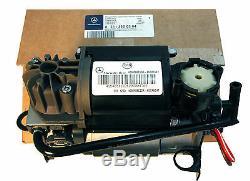 Original Mercedes W220 W211 W219 Airmatic Suspension Compresseur Air Pompe +