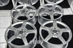 Original Mercedes-benz AMG 18 Pouces Jantes Lot Styling III W208 W209 W203 R170