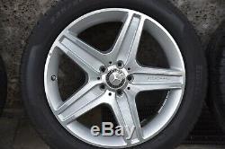 Original Mercedes-benz AMG Jantes Roues 19-Zoll Hiver GLK X204 A2044010804