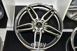 Original Mercedes-benz AMG Jantes en Alliage Lot de 19 Pouces W213 C238 A238