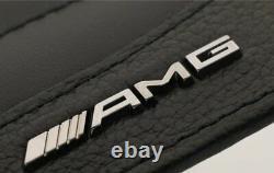 Original Mercedes-benz AMG Mini Porte-Monnaie Bourse en Cuir Noir B66958986