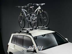 Original Mercedes-benz Porte-Vélos Porte-Bagages de Toit Support Vélo