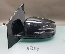 Original Mirror Rétroviseur Latéral Mercedes W246 Classe B Noir Chauffé