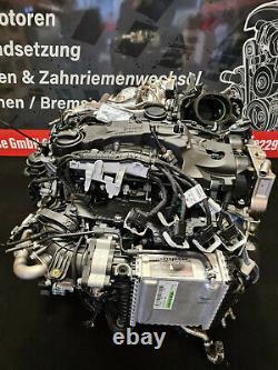 Original Neuf Mercedes Benz C 200d Classe E 654920 2.0d Moteur Incl. Attachments