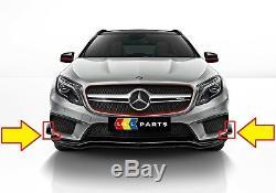 Original et Neuf pour Mercedes MB Gla X156 AMG Pare Choc avant Latéral