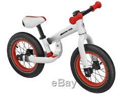 Original mercedes-benz AMG Draisienne / Vélo sans Pédales Aluminium Blanc 12