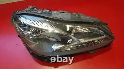 Phare à Droite Original Mercedes LED H7 Mopf S212 W212 Ab 2013 2128201839