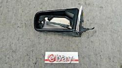 Rétroviseur Gauche Cod. 1168100116 Mercedes W116 Classe S Original