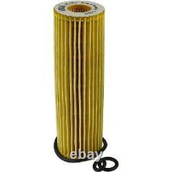 Révision Filtre LIQUI MOLY Huile 6L 5W-40 Pour Mercedes-benz SLK R171 200