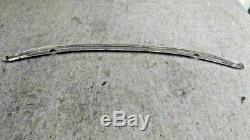 Sous Pare-brise Chrome Cod. A1076880340 Mercedes R 107 1971 / 1989 Original